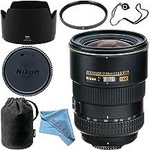 Nikon AF-S DX Zoom-NIKKOR 17-55mm f/2.8G IF-ED Base Bundle