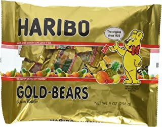 Haribo of America Gold Bears Mini Bags
