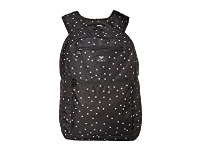 Roxy Here You Are Backpack (Anthracite Little Thing) Backpack Bags