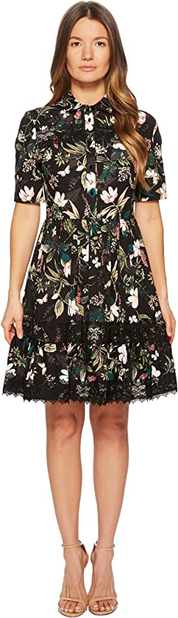 Kate Spade New York - Botanical Poplin Dress