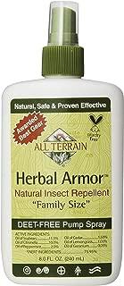 All Terrain, Insect Spray Herbal Armor, 8 Fl Oz