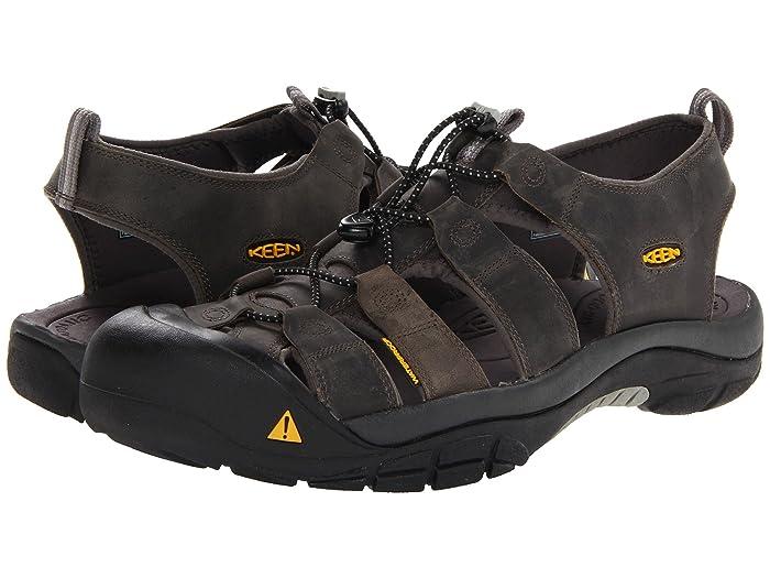 Keen Newport (Neutral Gray/Gargoyle) Men's Shoes