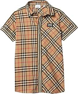 Check Mix Shirt (Little Kids/Big Kids)