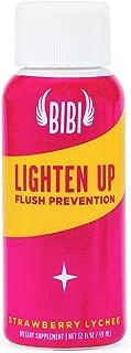 **NEW ITEM** Lighten Up Alcohol Detox Shot | For Flush Prevention, Asian Glow, With Dihydromyricetin (DHM), Milk Thistle, NAC, Amino Acids, Vitamin B6, Vitamin B12 (2 oz. Non-GMO, Gluten Free, 6 Pack)