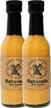 Yampa Valley Sauce Habacado Hot Sauce, 5 Ounces (30 Servings), Double Pack