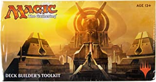Wizards of the Coast 14986 MTG-AKH-DBT-EN Amonkhet Deck Builder's Tool Kit