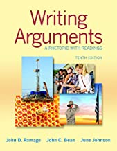 Best writing arguments a rhetoric with readings ebook Reviews