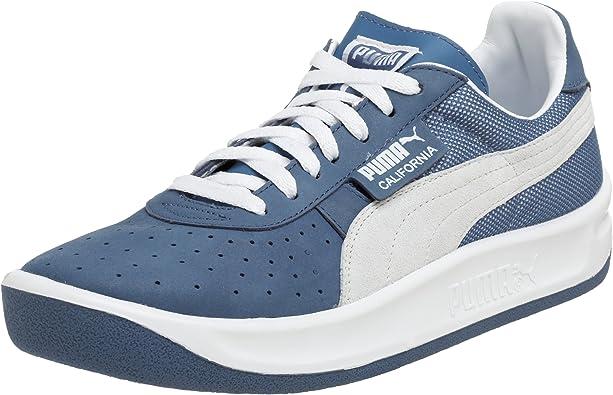 Amazon.com | PUMA Men's California Ext Sneaker,Moonlight Blue ...