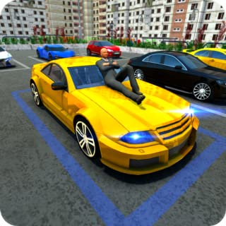 Master Of Parking City Sport Car Drive Fun Game 2019 : dr multistory car parking master street sports mania real driving test free kids girls apps school parker sim luxury suv advance driver challenge flying Russia traffic car game 3d 2019