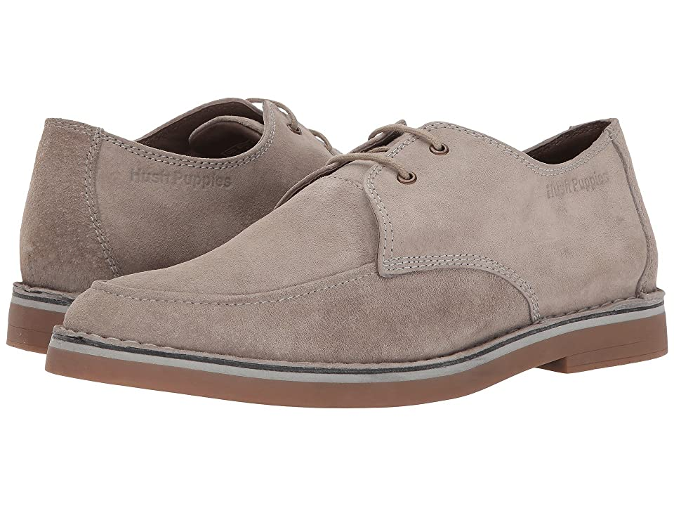 Hush Puppies VP Mercer (Taupe Suede) Men