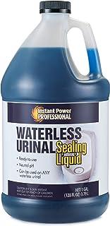 Instant Power Professional Waterless Urinal Sealing Liquid, 8202, 128 Fl. Oz.