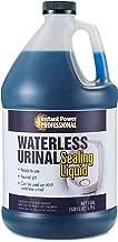 waterless urinal chemicals