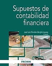 Amazon Es Supuestos Practicos De Contabilidad Financiera Y De Sociedades Libros