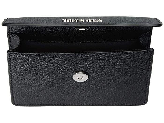 Calvin Klein Hayden Saffiano Leather Crossbody - Bolsas Bolsos