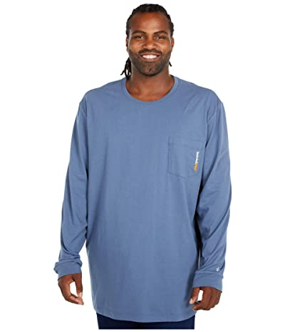 Timberland PRO Extended Base Plate Long Sleeve T-Shirt (Vintage Indigo) Men