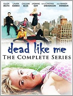 Dead Like Me: The Complete Series PLUS Bonus Movies White Lightning & The End Set
