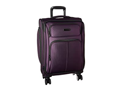 Samsonite Levrage LTE 20 Spinner (Purple) Luggage