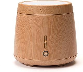 Boles d'olor Brumizador Ultrasónico Wood, Difusor de Aroma Perfumado y Aceites Esenciales, Humidificador, 300 ml