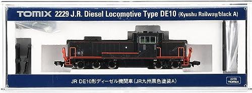Spur N 2229 DE10 (JR Kyushu Schwarz Farbe A)