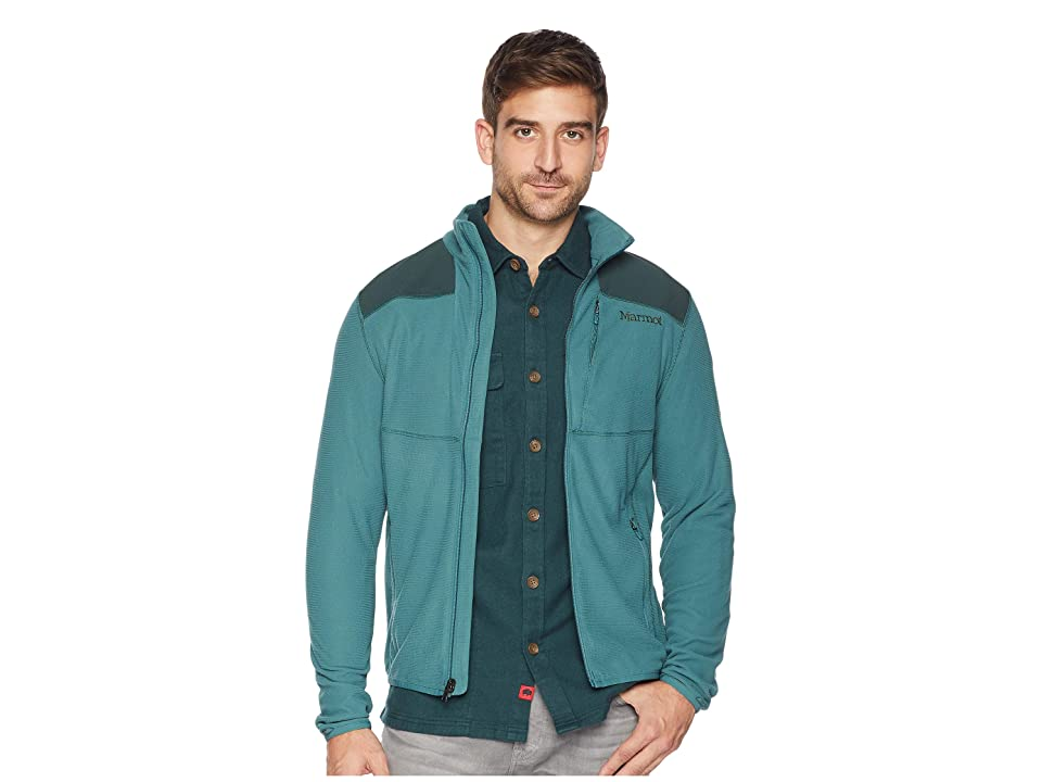 Marmot Reactor Jacket (Mallard Green/Dark Spruce) Men