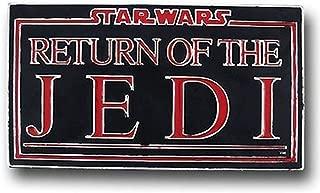 Star Wars Belt Buckle Return of the Jedi Rock Rebel Original Officially Licensed