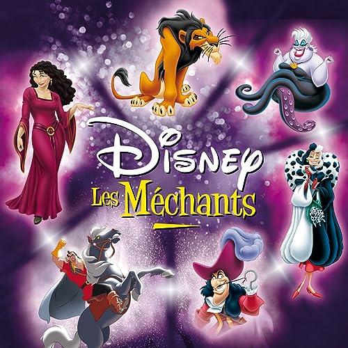 Disney - Les Méchants de Various artists sur Amazon Music