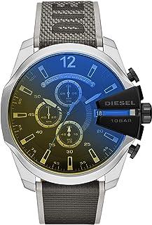 Diesel Mega Chief, Men's Chronograph Watch, DZ4523 - Grey