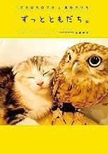 表紙: フクロウのフクと猫のマリモ ずっとともだち。 | HUKULOU COFFEE 永原律子