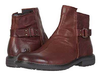 UGG Morrison Pull-On Boot (Cordovan) Men