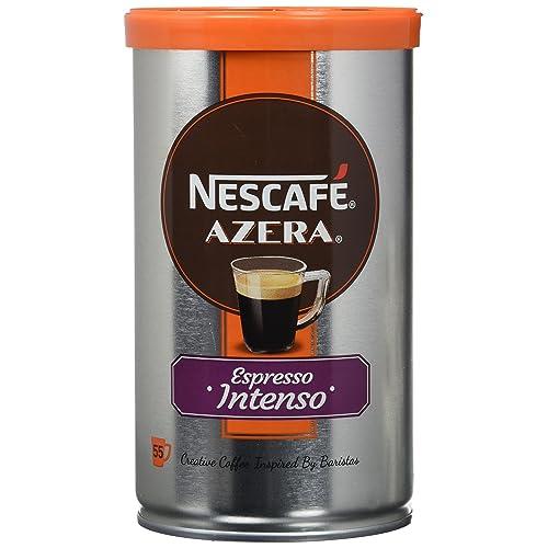 Nescafé Azera Espresso Intenso - 3 Latas de 100 gr - Total: 300 gr
