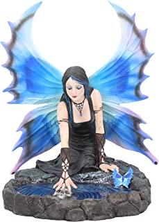 Anne Stokes Immortal Flight Fairy and Skull Statue