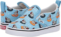 1200a556d3 Vans kids hello kitty slip on v toddler