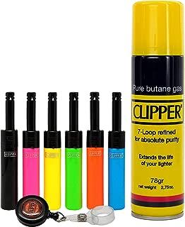 clipper mini tube utility lighter