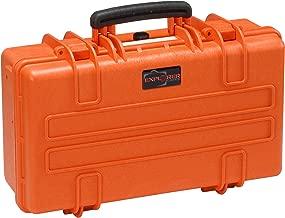 Explorer Cases 5117 O Waterproof Dustproof Multi-Purpose Protective Case with Foam, Orange