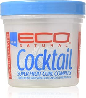 Eco Cocktail Super Fruit Curl Complex Styling Creme, 16 oz