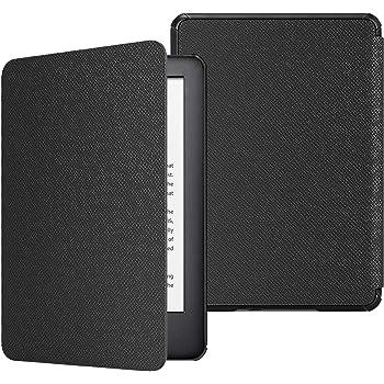 FINTIE Custodia Protettiva per Nuovo Kindle (10ª Generazione - Modello 2019), Cover Sottile Leggera con Funzione Auto Sveglia/Sonno, Nero