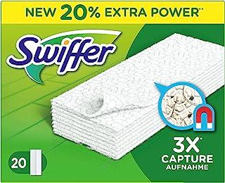 Swiffer Sweeper Refillerm Fångar & Låser In Damm, 20-pack