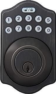 code lock door handle