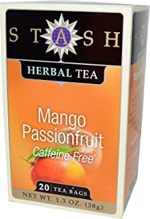 mango and passionfruit tea