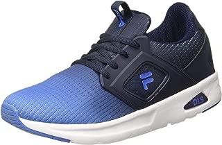 Fila Men's Nelson Pea/Blu Lot/CHN Rd Sneakers-9 UK (43 EU) (10 US) (11006129)
