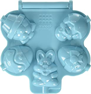 Sweet Creations Spring Shapes Cake Pop Press Mold, Blue