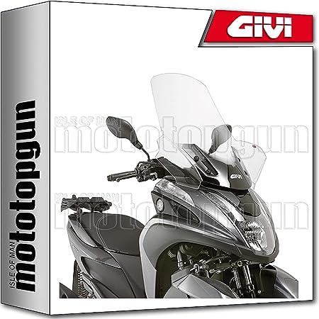 Windabweiser Givi Für Yamaha Tricity 125 Auto