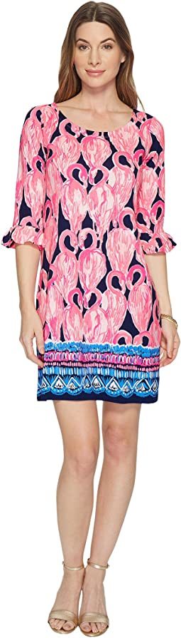 Lilly Pulitzer UPF 50+ Sophie Ruffle Dress