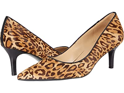 Naturalizer Everly (Dark Brown Cheetah Print) Women