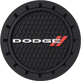 Plasticolor 000649R01 Dodge Cup Holder Coaster