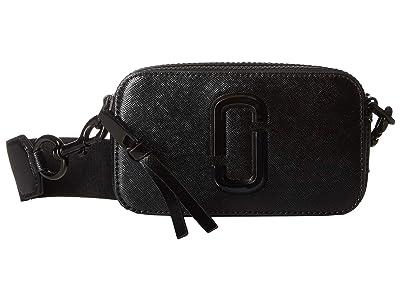 Marc Jacobs Snapshot DTM (Black) Handbags