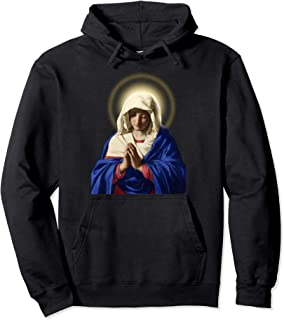 The Madonna Hoodie - Holy Virgin Mary Shirt