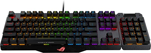 ASUS ROG Mechanical Gaming Numeric 10-Keypad Claymore Numeric Pad Cherry MX Brown Switches