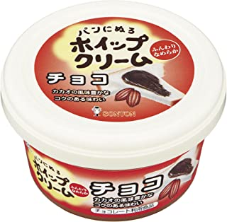 ソントン パンにぬるホイップクリーム チョコ 180g