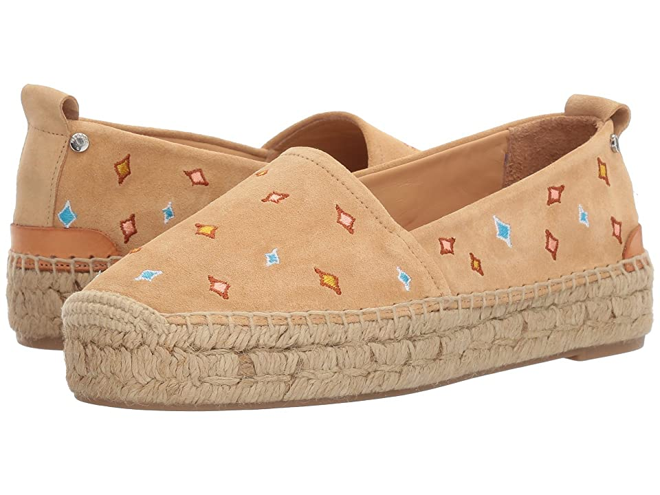 rag & bone Adria Espadrille II (Dune Embroidered) Women